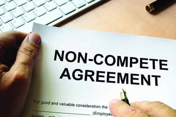 1c4b0 noncompeteagreement1 600 - Ứng xử với thỏa thuận không làm việc cho đối thủ cạnh tranh