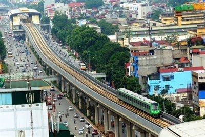Đường sắt Cát Linh- Hà Đông: Nếu an toàn cho chạy tàu trước, xử lý sai phạm sau