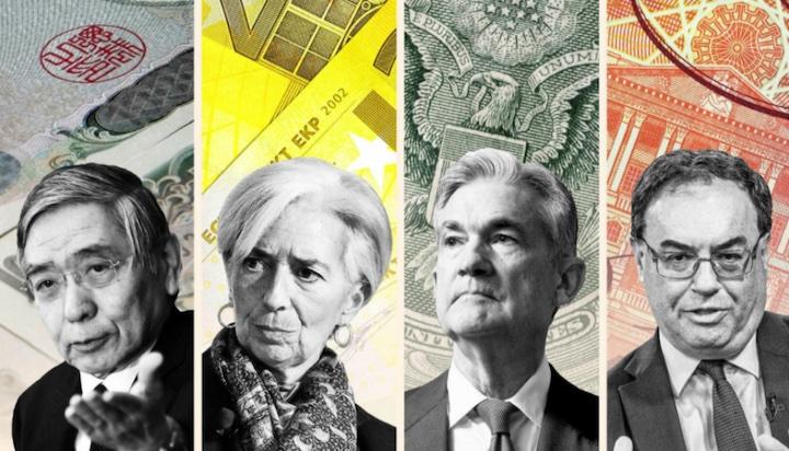 Các ngân hàng trung ương cảnh báo lạm phát kéo dài vì chuỗi cung ứng đứt gãy