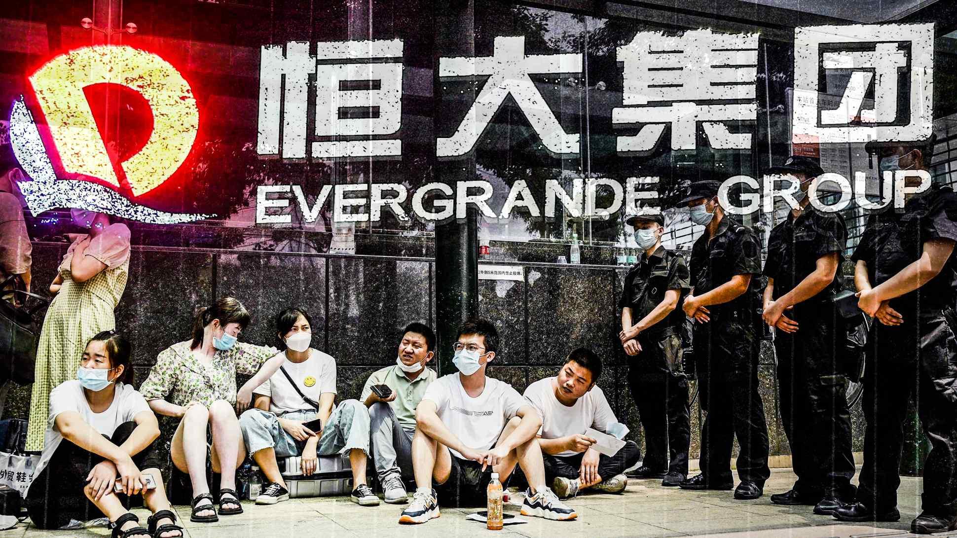 Trung Quốc lúng túng tìm cách tháo ngòi nổ 'bom hẹn giờ' Evergrande